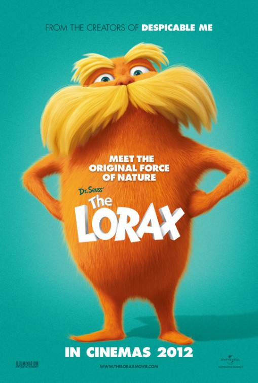 Dr Seuss The Lorax 2012 Keeping It Reel